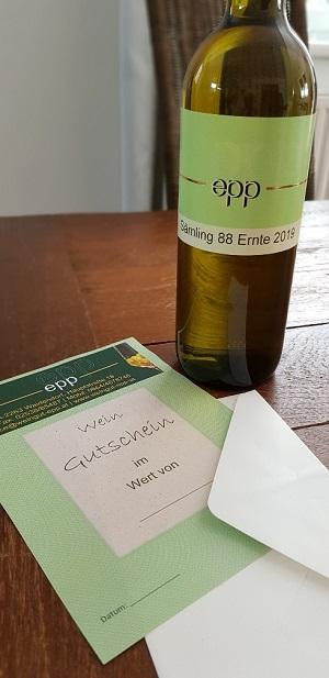 Weingutscheine